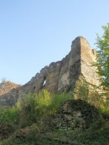 hrad Čičva